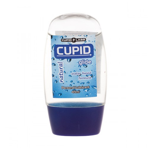 Лубрикант на водна основа Cupid Glide Natural 45ml