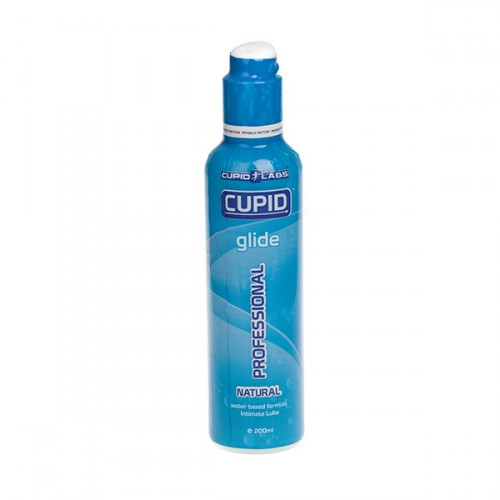 Лубрикант на водна основа Cupid Glide Professional 200ml