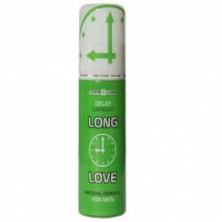 Long love задържащ гел за мъже